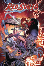Image: Red Sonja #20 (cover C - Royle) - Dynamite