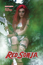 Image: Red Sonja #20 (cover E - Cosplay) - Dynamite
