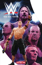 Image: WWE: Then, Now, Forever Vol. 02 SC  - Boom! Studios