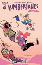 Image: Lumberjanes 2018 Special #1 (cover A - Bustos) - Boom! Studios