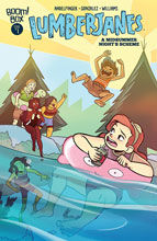 Image: Lumberjanes 2018 Special #1 (subscription cover - Williams) - Boom! Studios