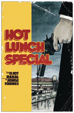 Image: Hot Lunch Special #1 (cover B - Hack) - Aftershock Comics