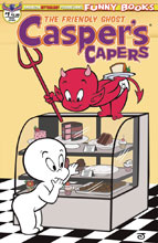 Image: Casper Capers #1 - American Mythology Productions