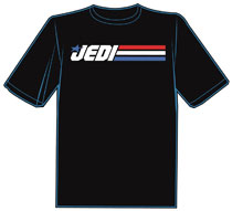 Image: Jed-I Joe T-Shirt  (L) - Antarctic Press