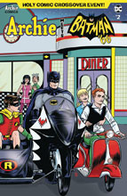 Image: Archie Meets Batman '66 #2 (cover A - Allred) - Archie Comic Publications
