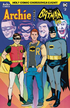 Image: Archie Meets Batman '66 #2 (cover E - Torres & Fitzpatrick) - Archie Comic Publications