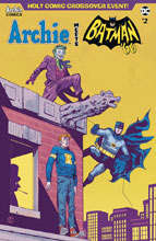 Image: Archie Meets Batman '66 #2 (cover F - Walsh) - Archie Comic Publications