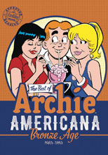 Image: Best of Archie Americana Vol. 03: Bronze Age SC  - Archie Comic Publications