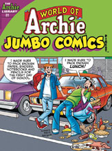 Image: World of Archie Jumbo Comics Digest #81 - Archie Comic Publications