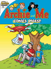 Image: Archie and Me Comics Digest #10 - Archie Comic Publications