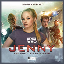 Image: Jenny the Doctor's Daughter Audio CD  - Big Finish