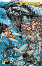 Image: Jungle Fantasy: Secrets #2 (variant cover - Sultry) - Boundless Comics