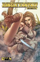 Image: Jungle Fantasy: Secrets #2 (variant cover - Ivory) - Boundless Comics