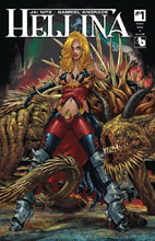 Image: Hellina #1 (variant cover - Costume Change A) - Boundless Comics
