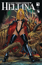 Image: Hellina #1 (variant cover - Costume Change B) - Boundless Comics