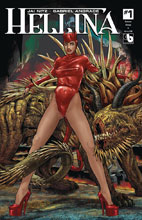 Image: Hellina #1 (variant cover - Costume Change C) - Boundless Comics
