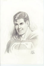 Image: Action Comics #1000 (DFE signed - Jim Lee) (Curt Swan) - Dynamic Forces