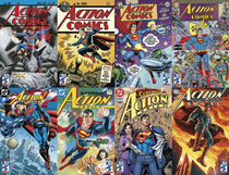 Image: Action Comics #1000 (variant DFE cover - Amazing Array Bundle) - Dynamic Forces