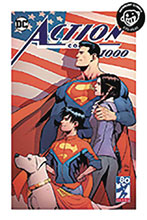 Image: Action Comics #1000 (variant DFE cover - Gleason Newbury Comics) - Dynamic Forces