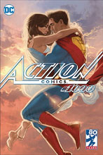 Image: Action Comics #1000 (variant DFE cover - Andrews Third Eye) - Dynamic Forces