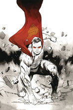 Image: Action Comics #1000 (variant DFE cover - Coipel Black White & Red) - Dynamic Forces