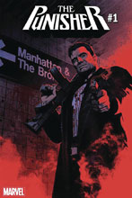 Image: Punisher #1 (DFE signed - Matthew Rosenburg) - Dynamic Forces