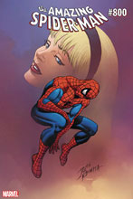 Image: Amazing Spiderman #800 (variant DFE cover - Romita Sr) - Dynamic Forces