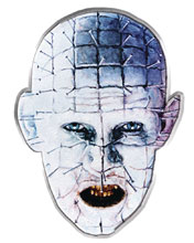 Image: Pinhead Enamel Pin  - Famous Monsters of Filmland