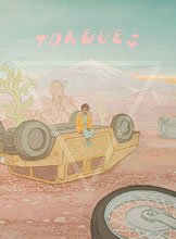 Image: Tongues #1 - Fantagraphics Books