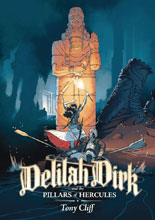 Image: Delilah Dirk & Pillars of Her GN  - First Second (:01)