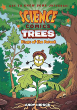 Image: Science Comics: Trees HC GN  - First Second (:01)