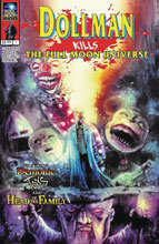 Image: Dollman Kills the Full Moon Universe #1 (cover A - Templesmith) - Full Moon Features
