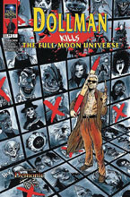 Image: Dollman Kills the Full Moon Universe #1 (cover B - Hack) - Full Moon Features