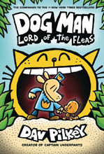 Image: Dog Man Vol. 05: Lord of Fleas GN  - Graphix