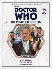 Image: Doctor Who Complete History Vol. 78: 12th Doctor Stories 259-261 HC  - Hachette Partworks