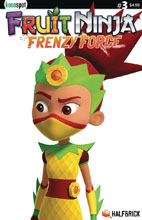 Image: Fruit Ninja: Frenzy Force #3 - Keenspot Entertainment