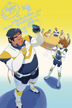 Image: Voltron: Legendary Defender Vol. 3 #2 (cover A - Yamashin) - Lion Forge