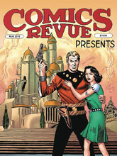 Image: Comics Revue Presents  (Aug 2018) - Manuscript Press