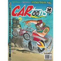 Image: Cartoons Magazine #16 - Picture Esque Publishing