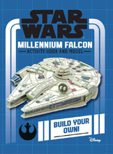 Image: Star Wars: Build Your Own - Millennium Falcon HC  - Printers Row