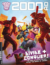 Image: 2000 A.D. Pack  (August 2018) - Rebellion / 2000AD