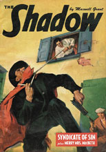 Image: Shadow Double-Novel Vol. 133: Syndicate of Sin & Merry Mrs. Macbeth SC  - Sanctum Productions