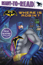 Image: Where is Robin? Ready to Read Chapterbook SC  - Simon Spotlight