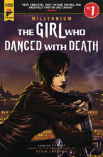 Image: Girl Who Danced with Death: Mill Saga #1 (cover A - Ianniciella) - Titan Comics