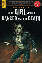 Image: Girl Who Danced with Death: Mill Saga #1 (Ortega cover) - Titan Comics