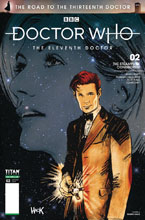 Image: Doctor Who: The Road to the 13th Doctor - 11th Doctor Special #2 (cover A - Hack) - Titan Comics