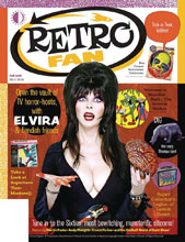 Image: Retrofan Magazine #2 - Twomorrows Publishing