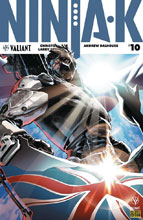Image: Ninja-K #10 (New Arc) (cover C - 10-14 Pre-Order Bundle) - Valiant Entertainment LLC