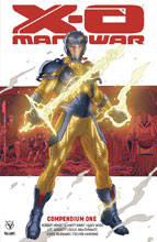 Image: X-O Manowar Compendium Vol. 01 SC  - Valiant Entertainment LLC