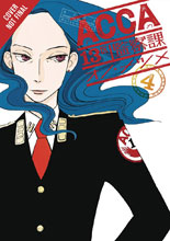 Image: Acca 13 Territory Inspection Dept. Vol. 04 GN  - Yen Press